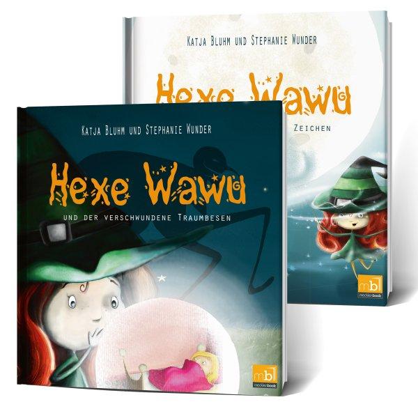 """Buchset """"Hexe Wawu"""": Band 1 und 2 zum Vorteilspreis!*"""