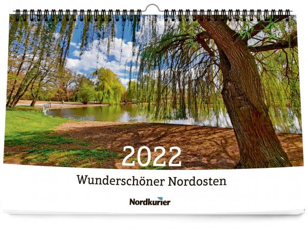 """Wandkalender 2022 """"Wunderschöner Nordosten"""""""