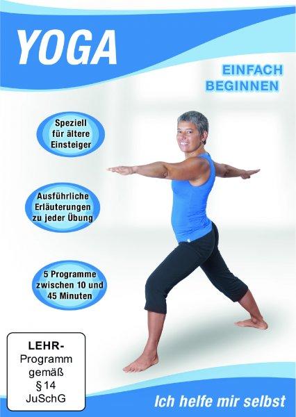 Yoga - Einfach beginnen DVD