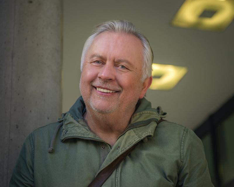 Thomas Beigang vom Nordkurier hat bereits vier Bände der Kriminalakte geschrieben. Foto: Ulrike Kielmann