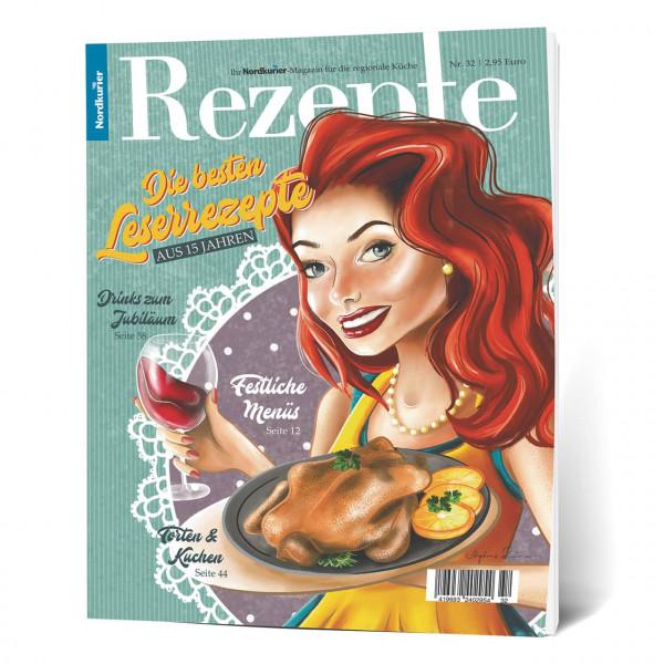 Rezepte Nr. 32: Die besten Leserrezepte aus 15 Jahren