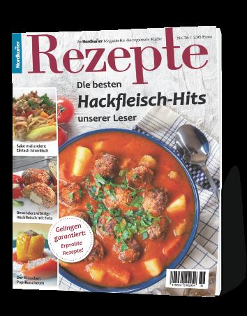Rezepte Nr. 36: Die besten Hackfleisch-Hits